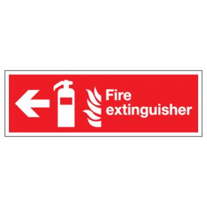 Fire Extinguisher Left