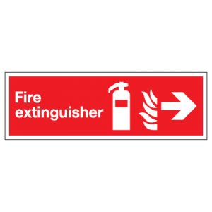 Fire Extinguisher Right