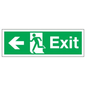 Exit With Left Arrow