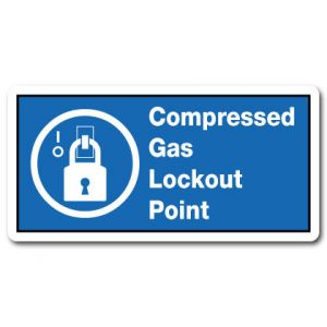 Compressed Gas Lockout Point
