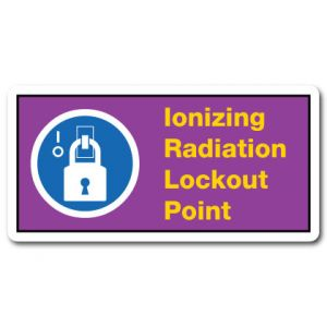 Ionizing Radiation Lockout Point