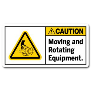 Moving And Rotating Equipment